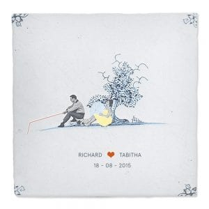 Fishing | Personalized tiles