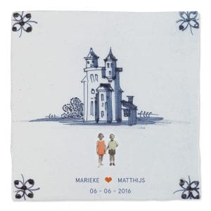 Happily ever after | personalized tiles