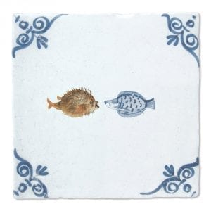 In the fishtank | Tiles
