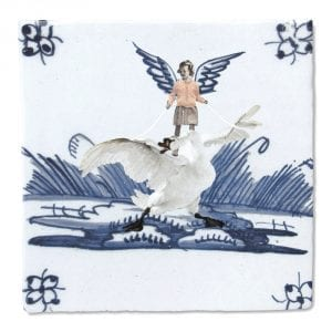 The swan princess | Tiles