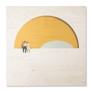 Romance at sunset SW WEB