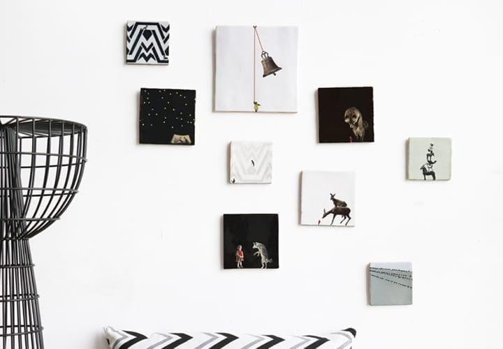 Moderne collectie