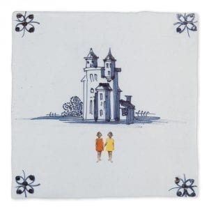 Happily ever after for girls | Tiles