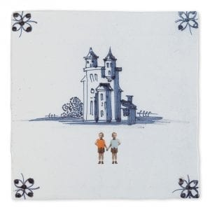 Happily ever after for boys | Tiles