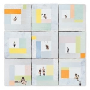 Mondriaan's playground | Selected sets