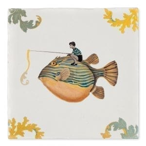 Catch of the day | Tiles