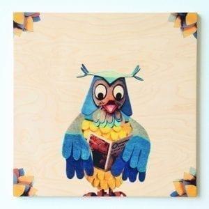 Mister Owl | Wood